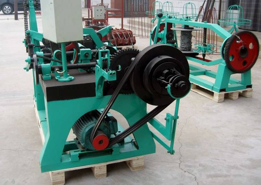 Barbed Wire Machine Items Single Amp Double Stranded