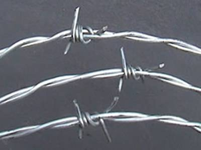 Double Twist Barbed Wire 02